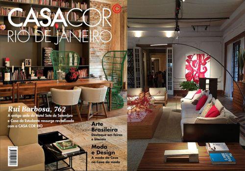 CasaCor 2012 - Lutece Puro Linho